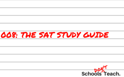 008: THE SAT STUDY GUIDE